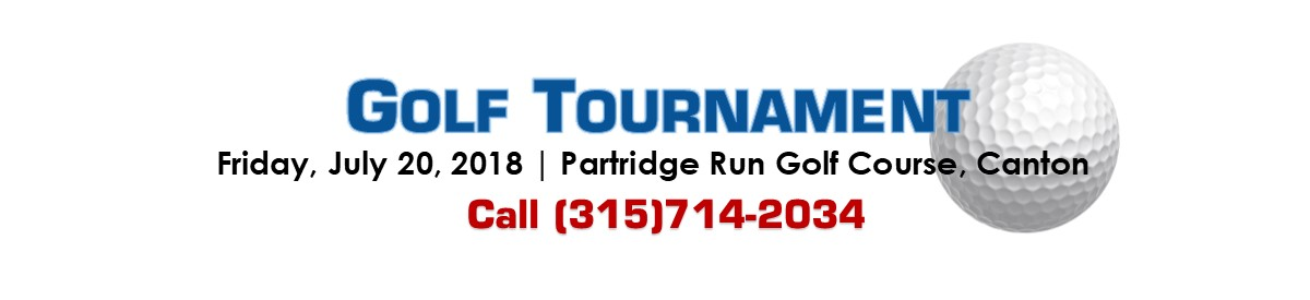 3rd Annual St. Lawrence Golf Tournament