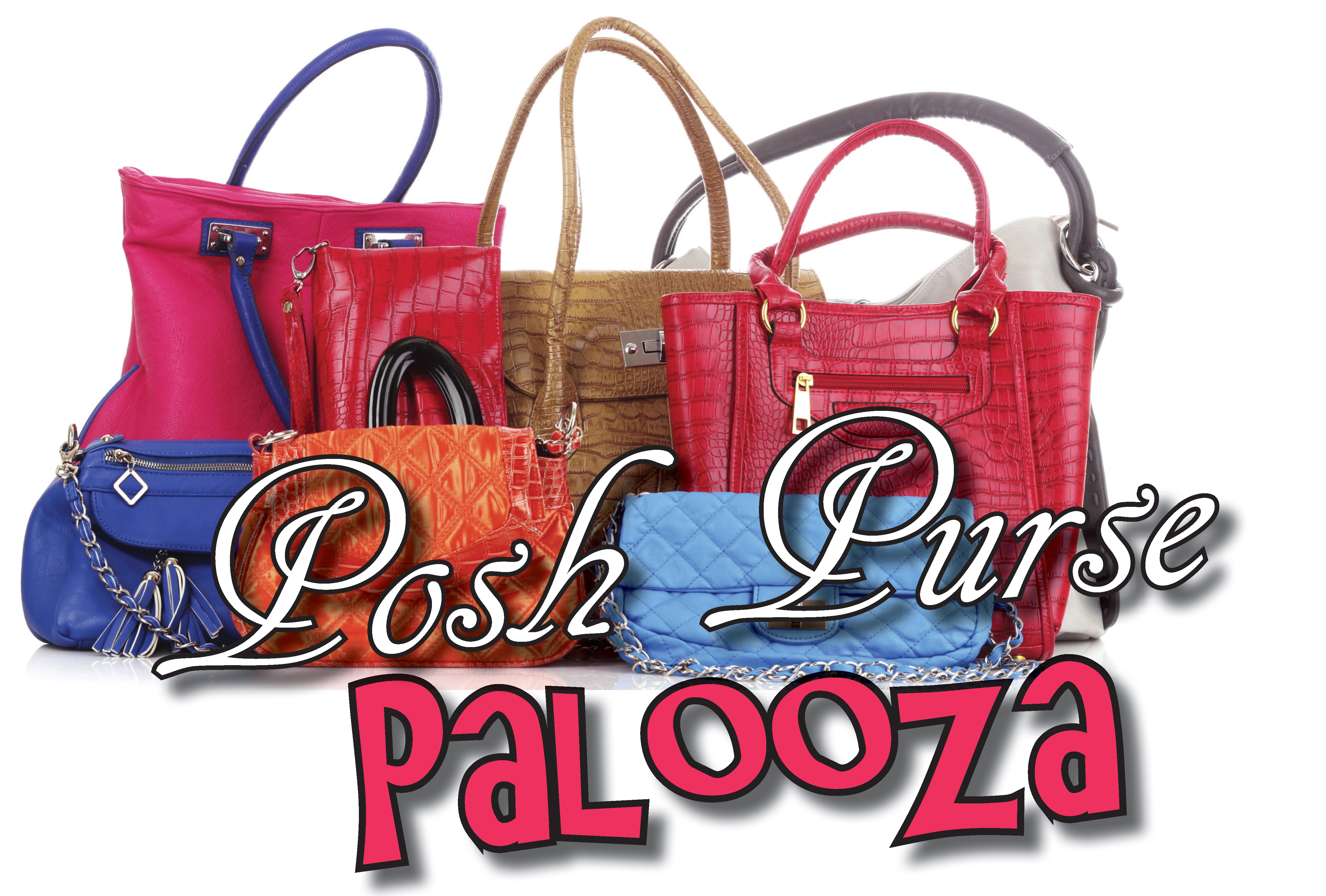 6th Annual Posh Purse Palooza